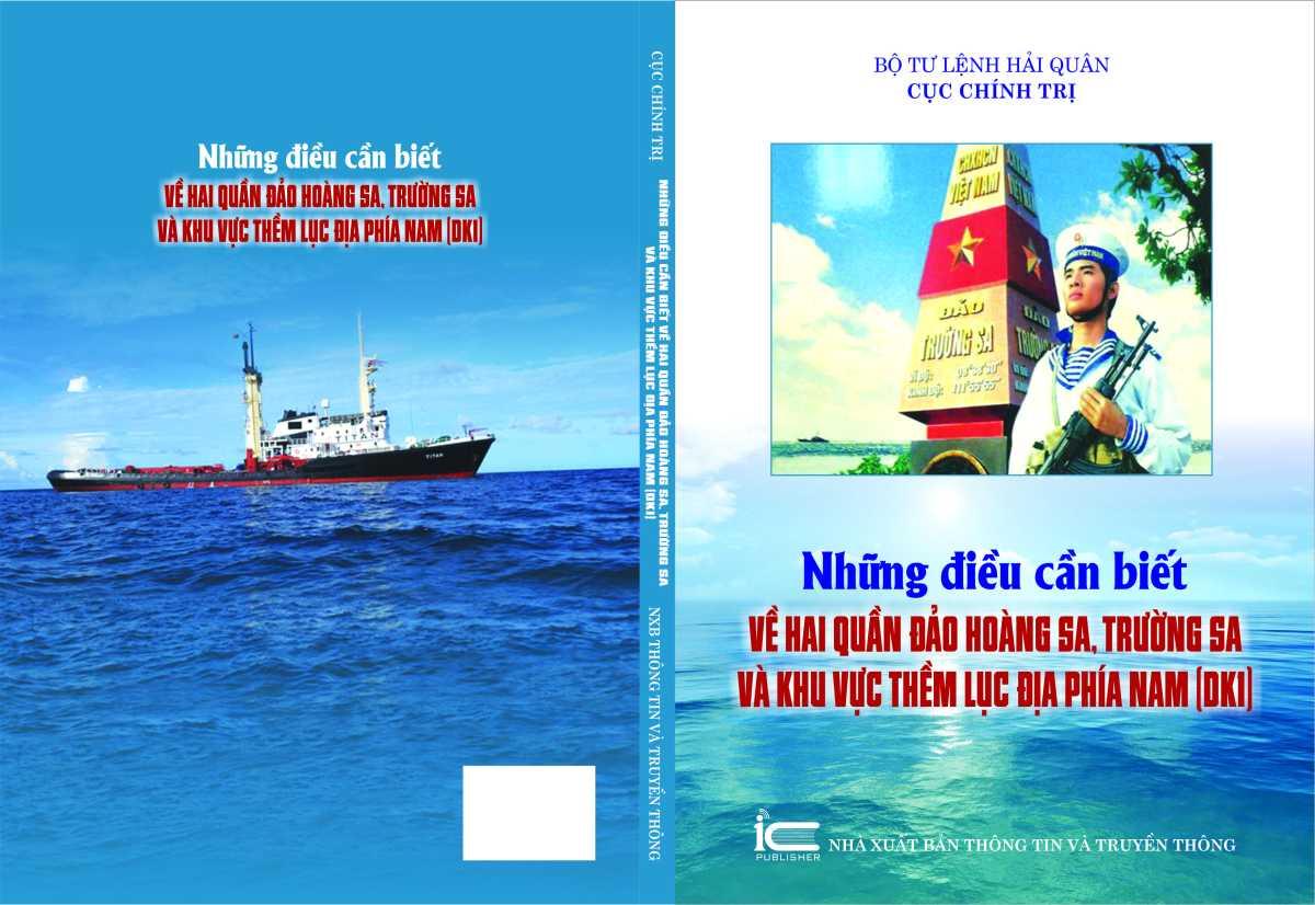 Tài liệu của Hải quân Việt Nam về hai quần đảo Hoàng Sa, Trường Sa và khu vực thềm lục địa phía Nam của Việt Nam