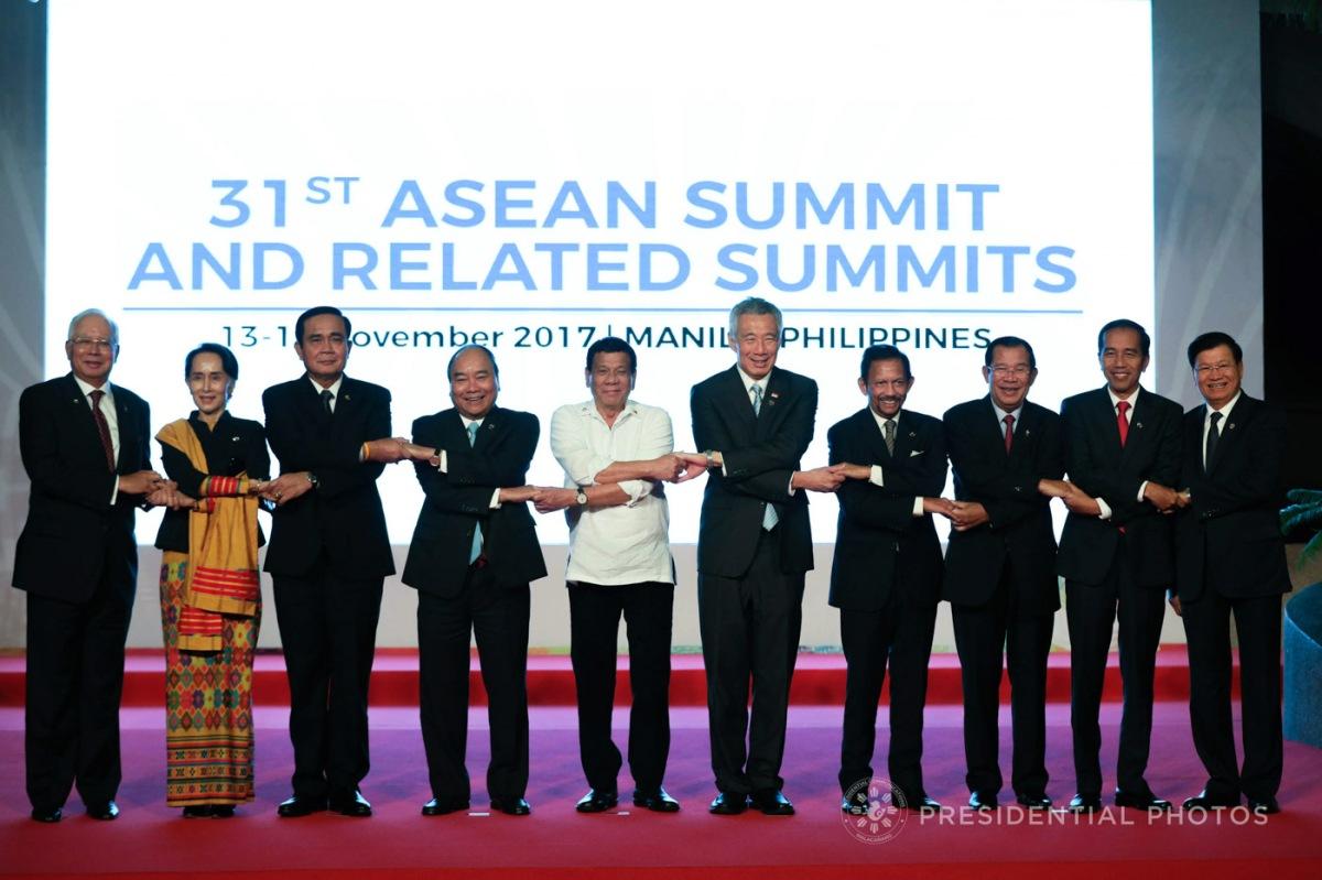 Biển Đông trong Tuyên Bố Chủ Tịch Hội Nghị Thượng Đỉnh ASEAN 13/11/2017