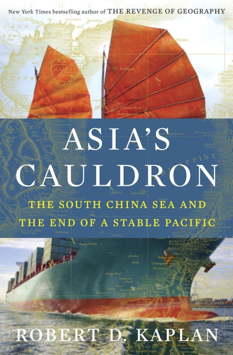Sách: Chảo Dầu Châu Á và Hồi Kết của Một Thái Bình Dương Ổn Định