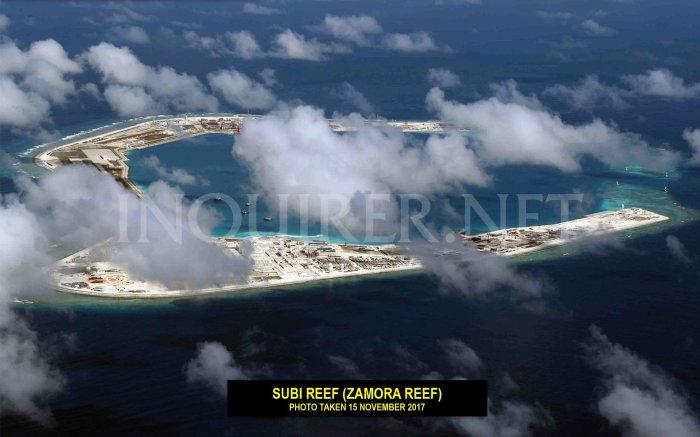 15 Nov 2017 Subi Reef