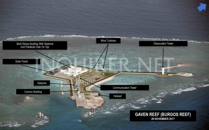 28 Nov 2017 Gaven Reef