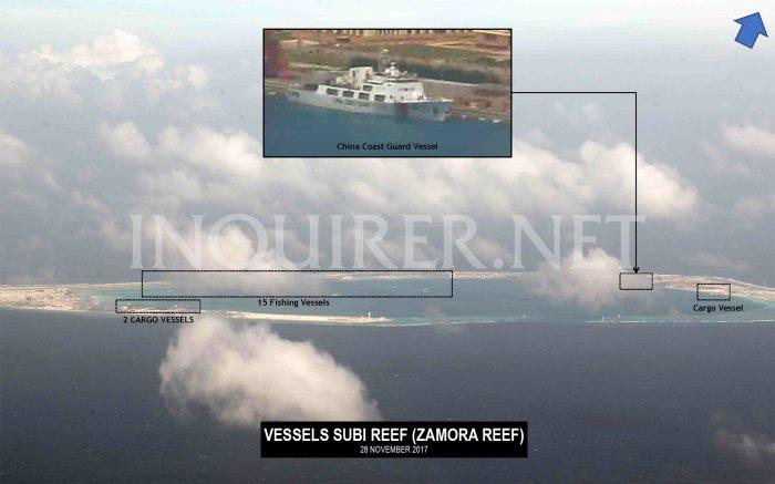 28 Nov Subi Reef