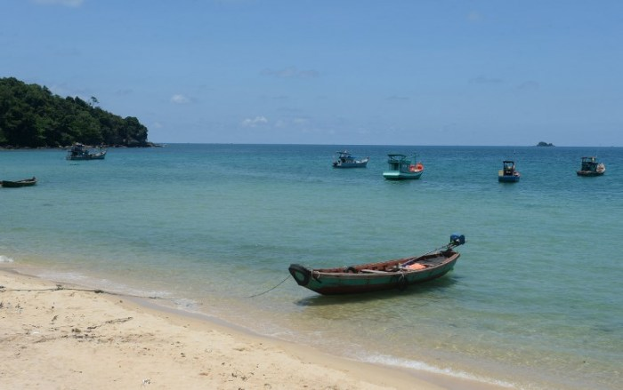 VIETNAM-TOURISM-PHU QUOC