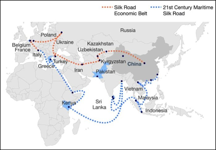 the-map-of-one-belt-and-one-road-initiative-source-mckinsey-company